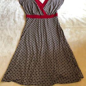 Perceptions Printed Dress